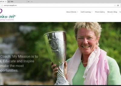 Wendy Doolan Golf