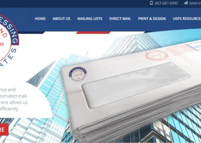 MailPro.org Website Design